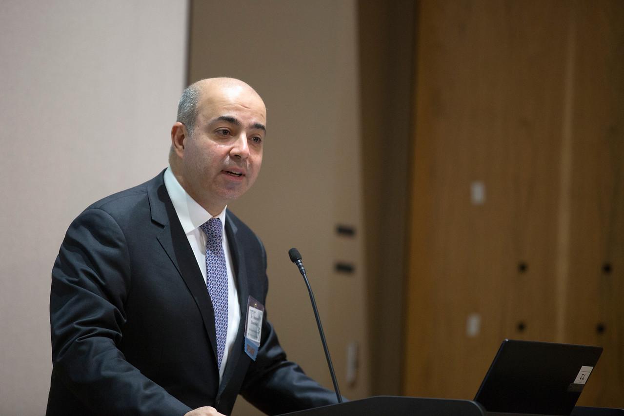 Dr. Shahram Ebadollahi.